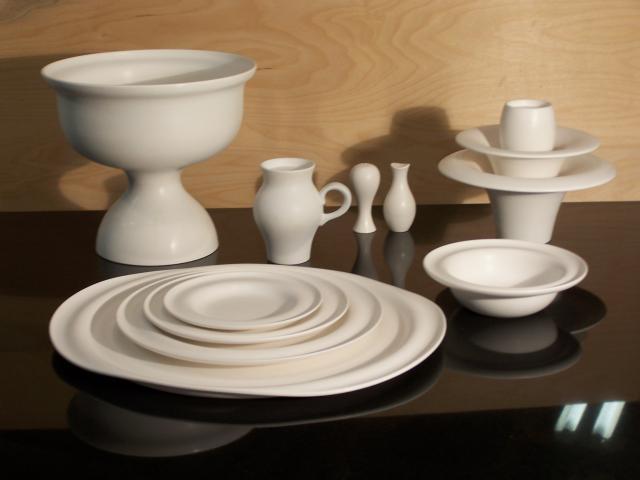 Recent Shop Talk. Slipcasting Plates & Mehlman Design | Portfolio